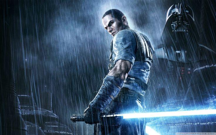 Starkiller, Star Wars The Force Unleashed 2 HD desktop wallpaper