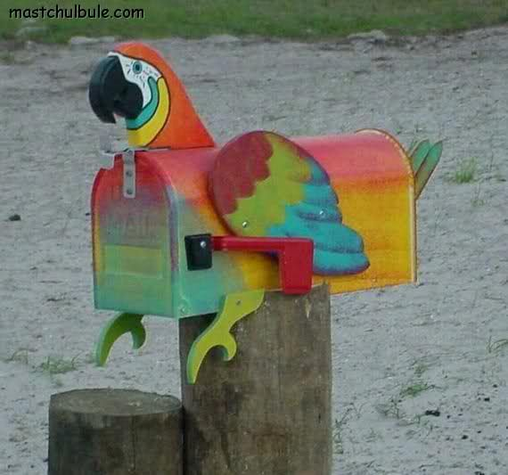 mailboxes of australia | Cool Mailboxes Around the World