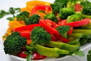 Roasted Bell Pepper And Broccoli Salad Hindi Recipe