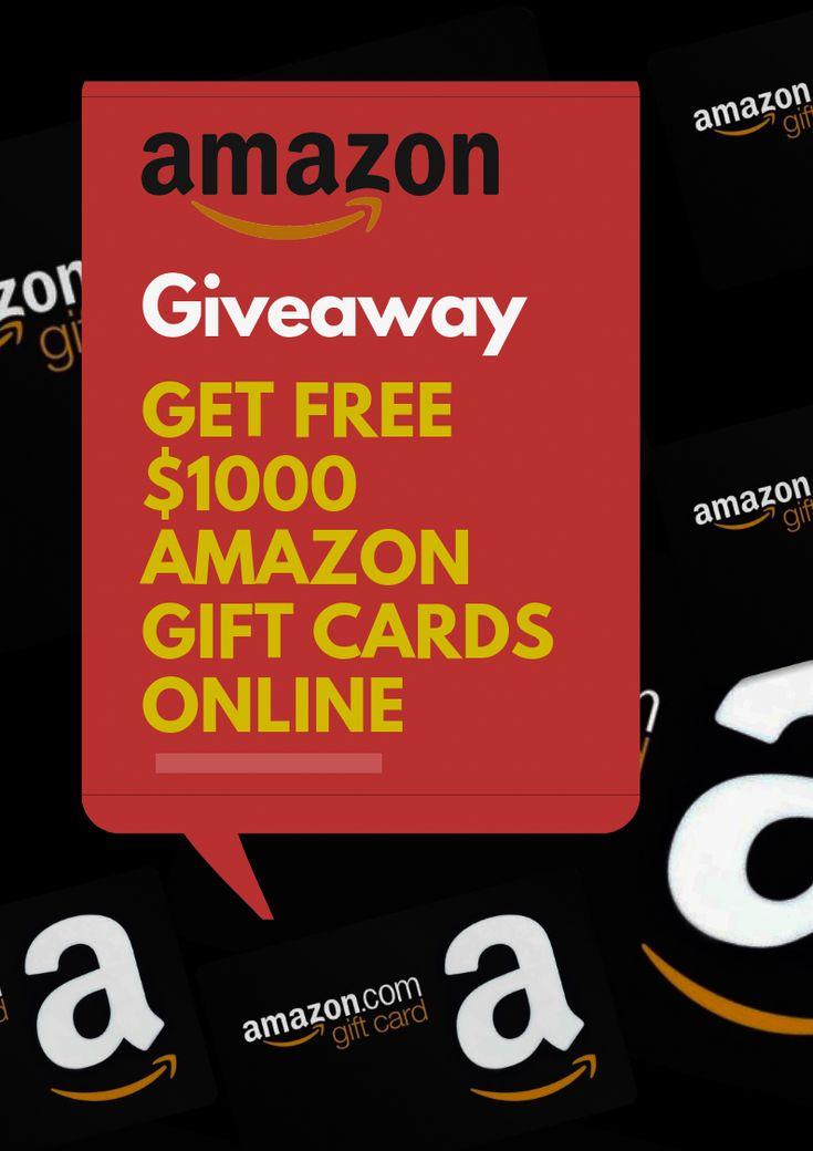 Free instant amazon gift cards 2021 free instant amazon