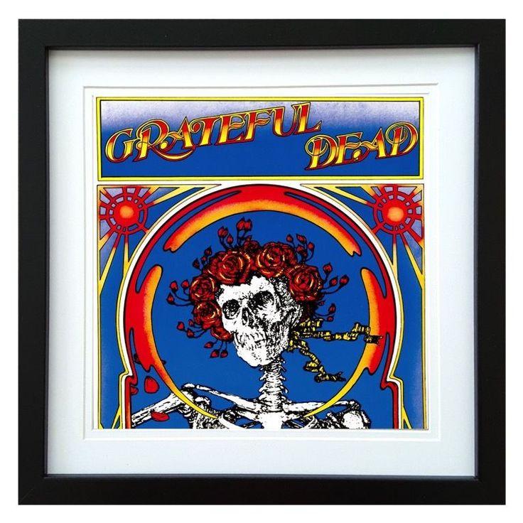 Grateful Dead | Skull & Roses Album | ArtRockStore