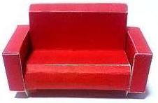 Een bank, fauteuil of stoel maken als surprise kan op verschillende manieren. Door aan een schoenendoos diverse kleinere doosjes te …