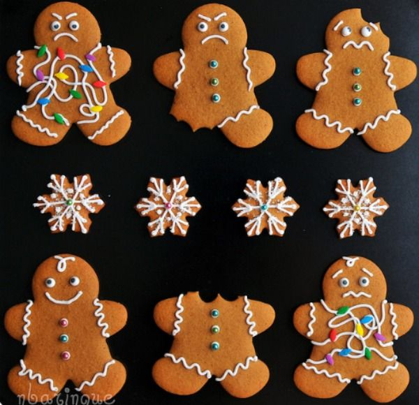 If you're looking for Christmas cookie decorating inspiration, this blog post has a roundup of winners!
