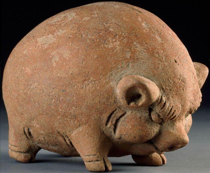 Asian piggy banks