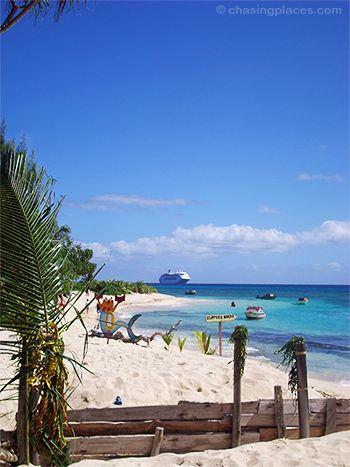 Mystery Island, Vanuatu, South Pacific