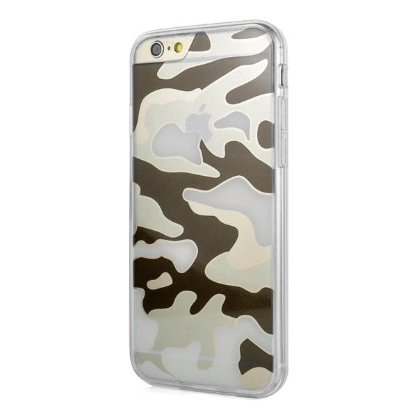 Camouflage Hoesje iPhone 6 / 6s