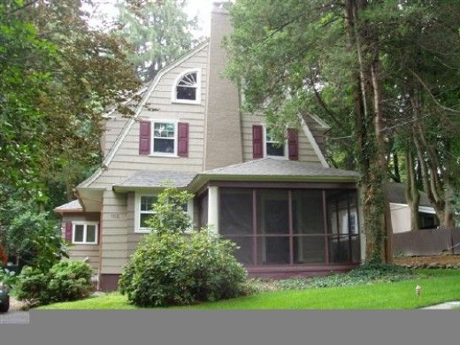 Dutch colonial revival architecture include ornate gables, gambrel roofs and curved eaves. The dramatic pitch, style of its roof and its facade presentation limit the style of gutters that work successfully with the house's style...