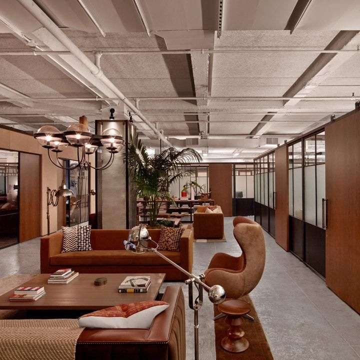Space Neuehouse New York Rockwell Group