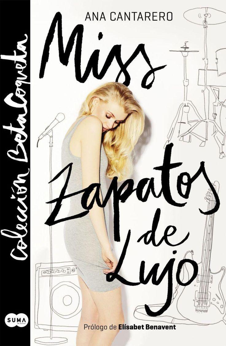"""""""Miss zapatos de lujo"""" de Ana Canterero no es que sea un hito en la historia de la literatura, ni siquiera de la chick-lit, sin embargo, opino que es una novela honesta, que está bien e…"""