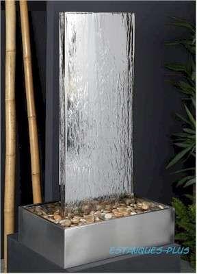 Fotos de cascadas muros llorones espejos de agua cortinas for Cascadas de agua para interiores