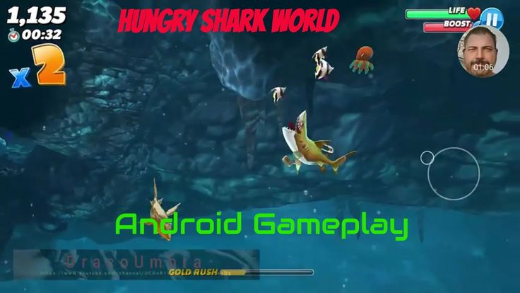 Hungry shark  World   free games to download for android
