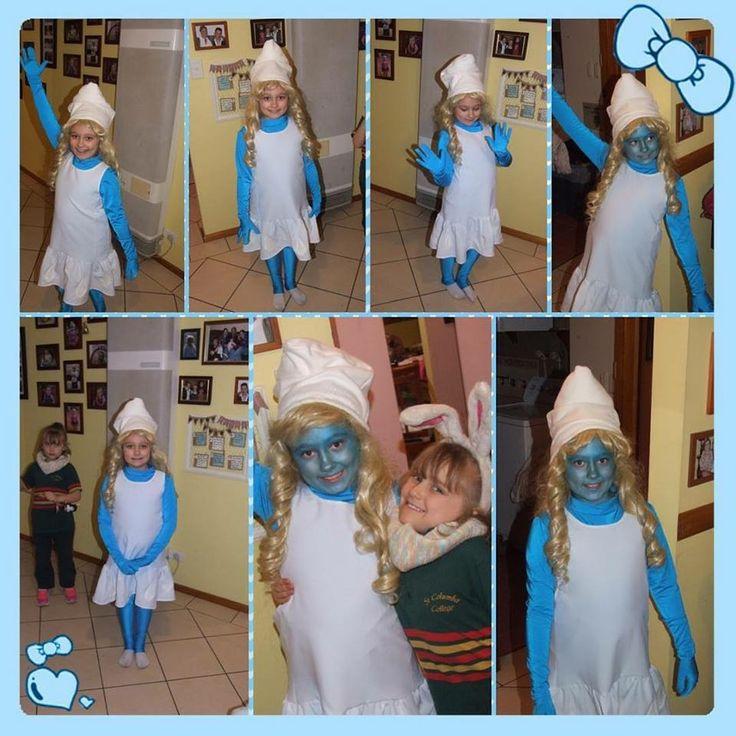 Ebony 's Book week costume 2015.