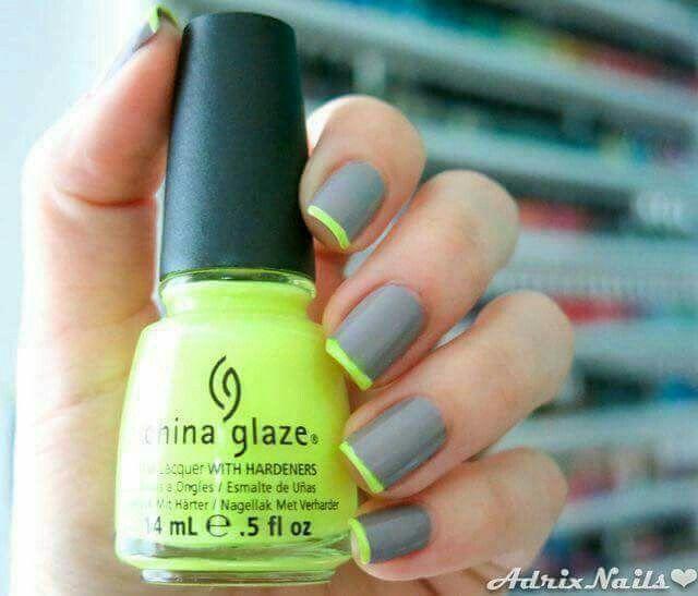 59 mejores imágenes de uñas en Pinterest | Diseño de uñas, Ideas ...