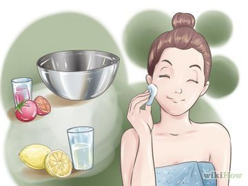 Get Rid of Large Pores and Blemishes
