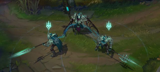 Surrender at 20: 11/10 PBE Update