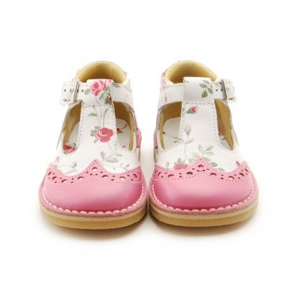 Ok, I love these more!!! Ruby Rose, Pink Girls Buckle Casual Shoes - All Girls' styles - Girls Shoes