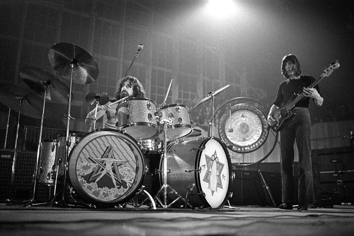 Pink Floyd – Halle Münsterland, Münster, Germany, 24th February, 1971
