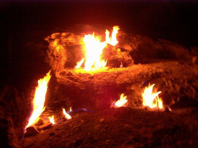 Eternal Flame (Chimera) in Turkey