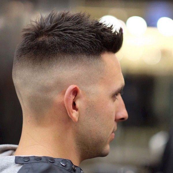 Popular Mens Military Haircuts High Skin Fade High Skin Fade Haircut Mens Haircuts Fade