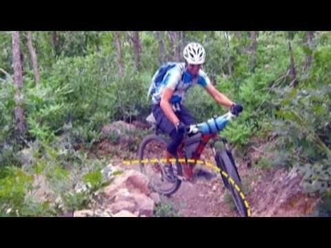 Switchbacks for Beginners, N00bs, and Newbies --  MTB Mountain Bikes