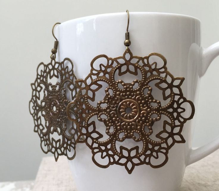 A personal favorite from my Etsy shop https://www.etsy.com/listing/229850613/vintageantique-inspired-bronze-filigree