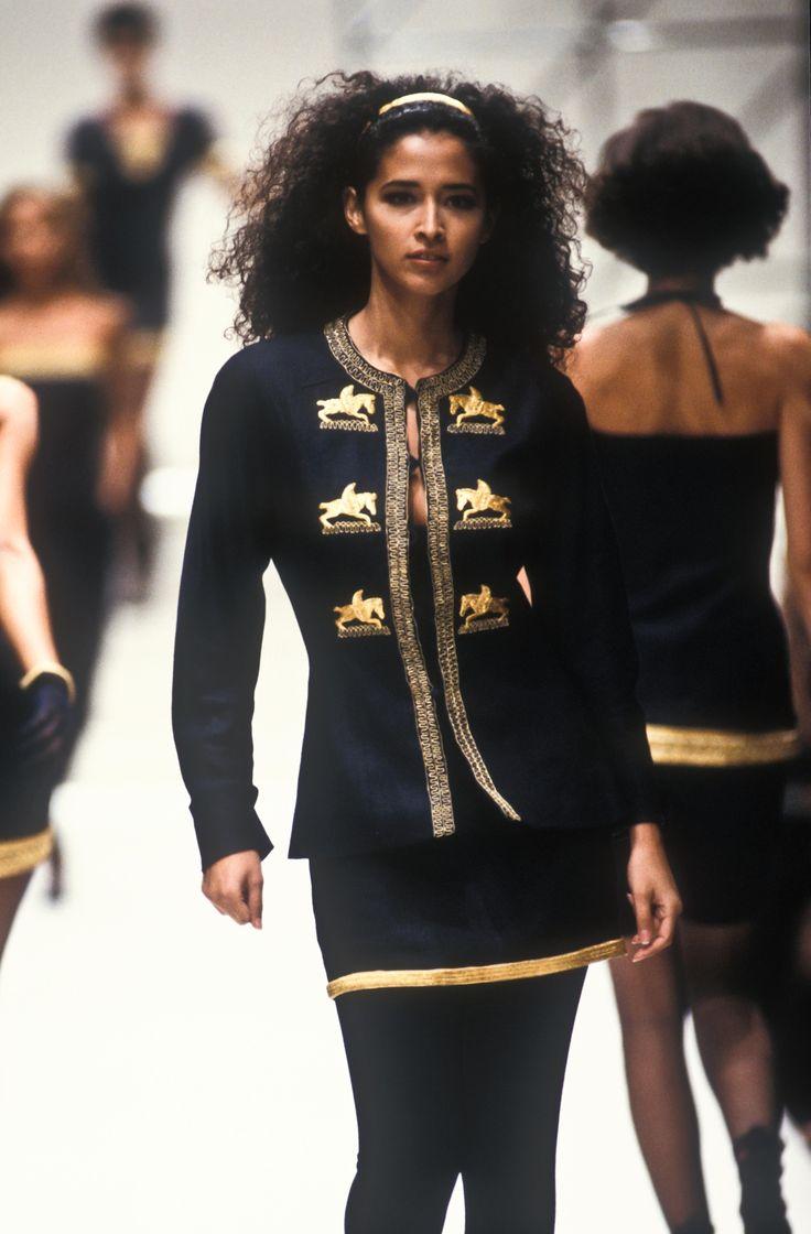 1996 Fendi Furs Fashion Magazine Print Ad: 432 Best Fendi 1990-2000 Images On Pinterest