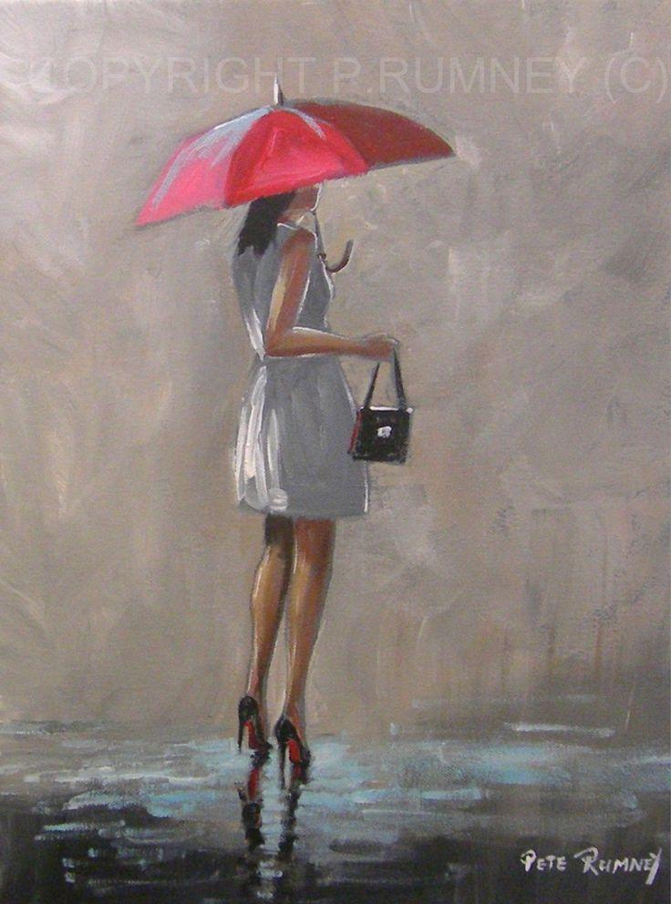 1000 Ideas About Umbrella Painting On Pinterest