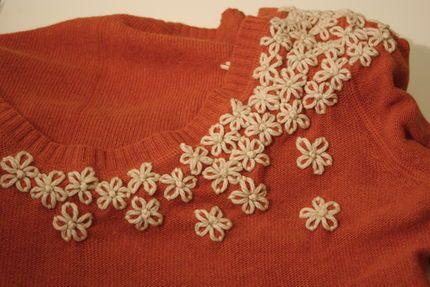 25+ Best Ideas about Yarn Flowers on Pinterest | Diy yarn ...