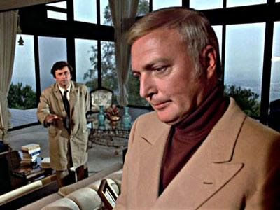 Jack Cassidy made several appearances on Columbo, an adversary in all of them.