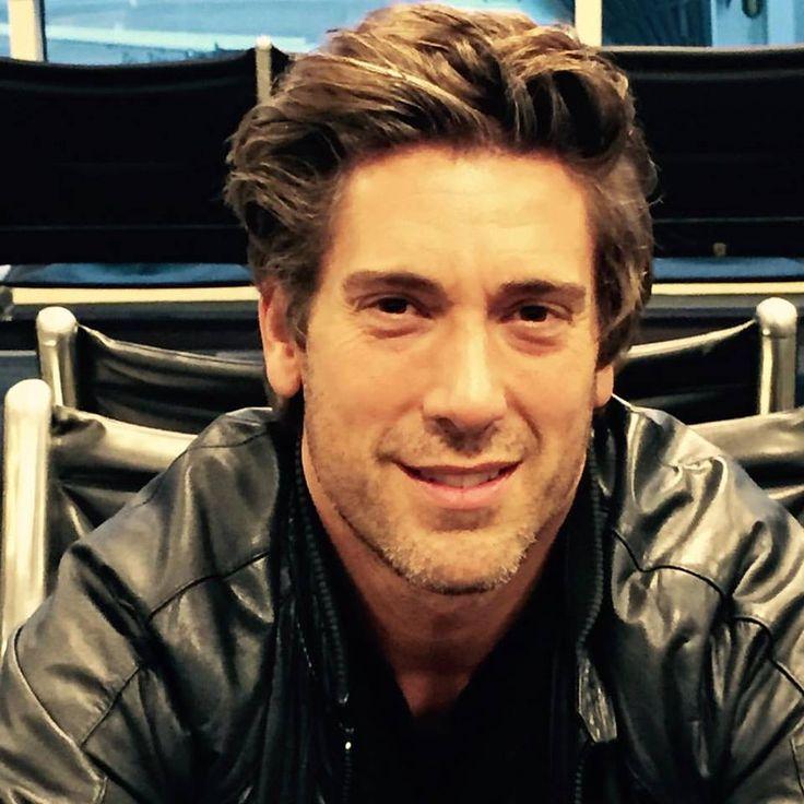 David Muir aka Mr. Handsome!!