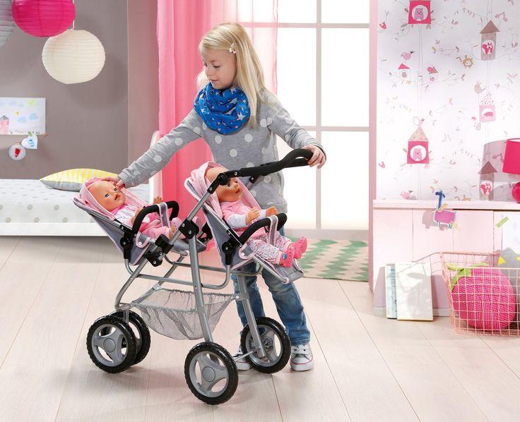baby born doppelkinderwagen - Google-Suche