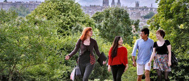45 Phd Scholarships for Study in University of Edinburgh, United Kingdom