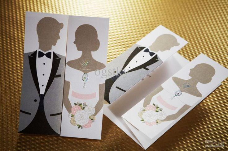 8 Contoh Desain Undangan Pernikahan yang Unik
