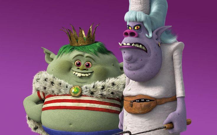 Trolls - 3D Animation Movie Trailer Photos and wallpapers | Read full article: http://webneel.com/trolls-3d-animation-movie | more http://webneel.com/3d-news | Follow us www.pinterest.com/webneel