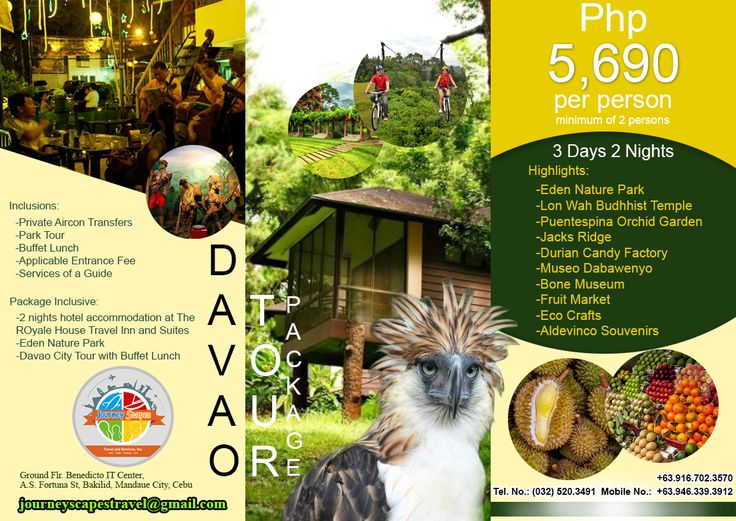 27 best Design Flyers and Travel Guide Philippines by Dex ...