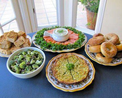 Yom-kippur-menu
