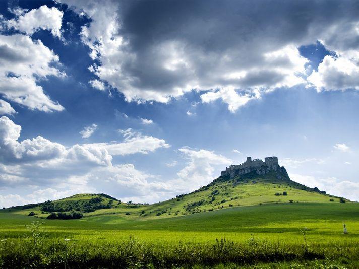 Spišský hrad Castle - Slovakia.travel