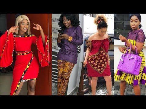 7a3fd8a604574 Ezinne Fashion Styles - YouTube Latest Ankara Styles, African Style, African  Fashion, African