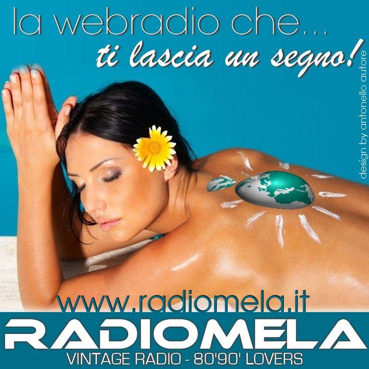 Per gli amanti della musica anni 80' RadioMela è la Webradio che puoi ascoltare Online ovunque #vintageradio #radiomela #8090lovers