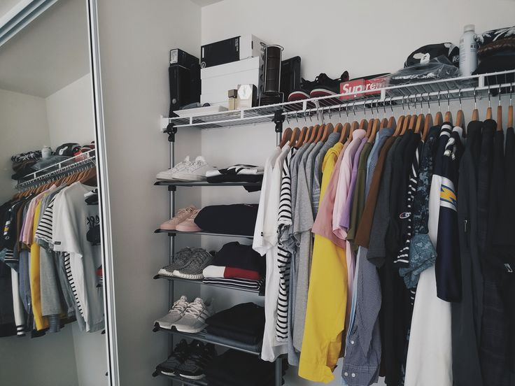 Keeping In Tone With Closets