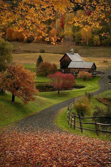 The perfect setting...completamente  perfecto y soñado