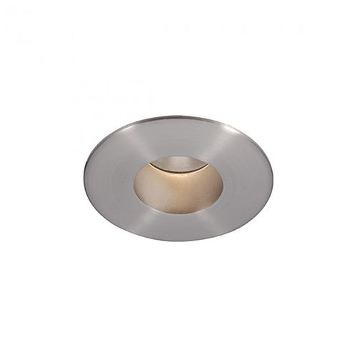 Wac Lighting Hr2ledt109pf930bn Tesla 2 In Pro Led Trim W 40 Degree Beam 3000k 90 Cri In Brushed Nickel Commercial Contemporary Modern Recessed Lighting Trim Recessed Light Bulbs Lighting