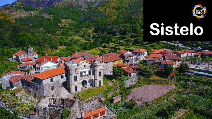 Sistelo - o Tibete português - Virtual Tour and Video