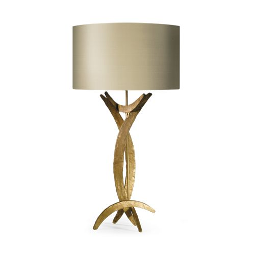 Porta Romana - SLB44, Miro Lamp - French Brass