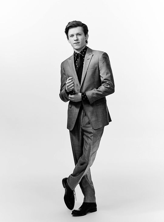 Tom Holland by Michael Muller