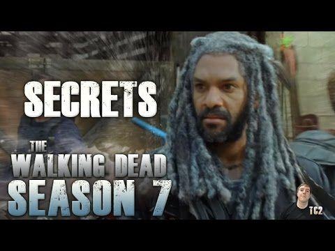 """The Walking Dead Season 7 Kingdom """"Secrets"""" Trailer Review"""