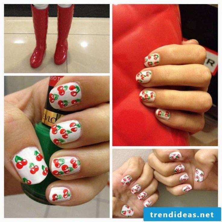 Nail Art Instructions: Make the perfect nail design ...