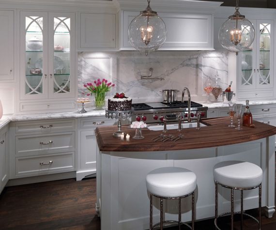 Make The Kitchen Backsplash More Beautiful: 1000+ Images About KITCHENS On Pinterest
