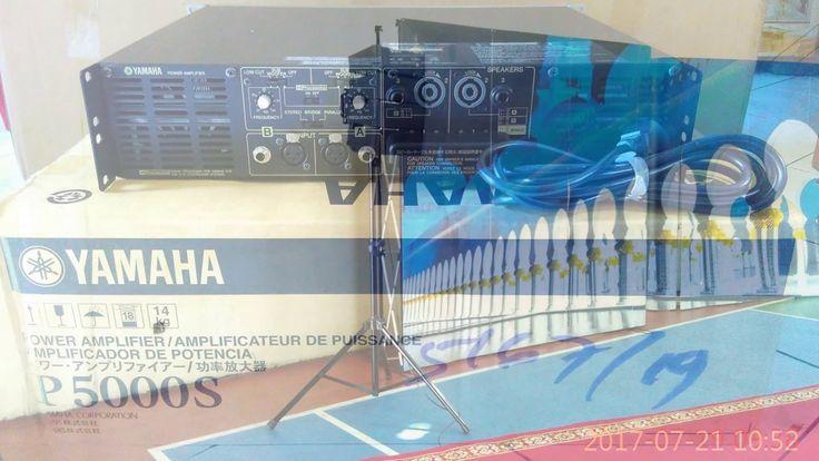 Aplikasi TOA Public Address System dengan TOA Z-5BHX dan ZS-150B