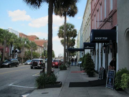 Vendue Inn | Charleston, SC